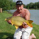 BIG FISH !!!! by Sarah Fenn
