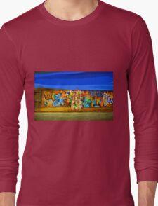 Street Tag Long Sleeve T-Shirt