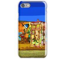 Street Tag iPhone Case/Skin
