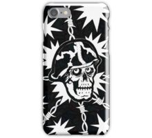 Skulls of War iPhone Case/Skin