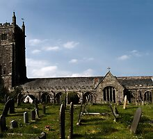 Ugborough Parish Church by moor2sea