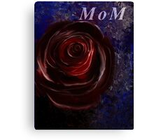 mom for you Canvas Print