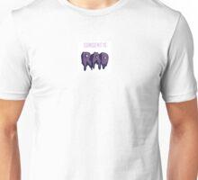 Consent is rad Unisex T-Shirt