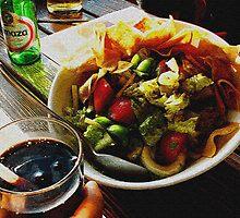 Fatoush Salad! by PoolShark