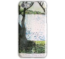 Early morning at Point Walter iPhone Case/Skin