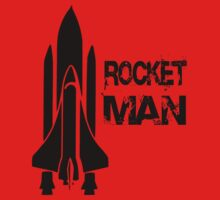 Rocket Man by brzt
