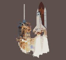 Space Shuttle by ericbracewell