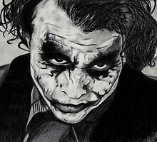 The Joker by Emily Hitchcock