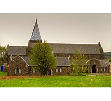 Bangour Village Hospital Church Photographic Print