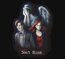 Don't Blink by Jessica Feinberg