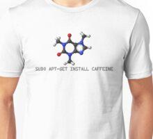 Coffee - Get Install Caffeine Unisex T-Shirt