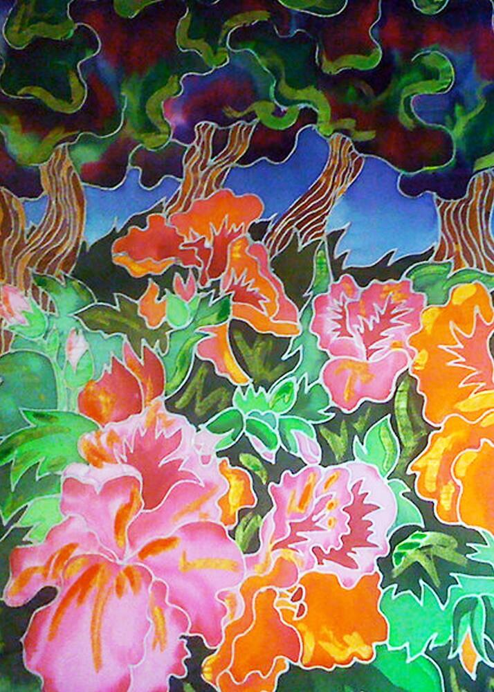 Enchanted Woodland Dream by Angel Ray