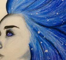 goddess of stars Sticker