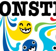 I Heart Monsters Sticker
