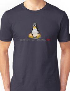 Linux - Get Install Tea Unisex T-Shirt