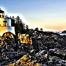 Lighthouse by Austin Kaplan