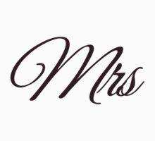 Mrs  by Lallinda