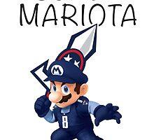 Super Mariota - #8 Marcus Mariota - Tennessee Titans by SenorRickyBobby