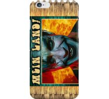 greetings from MEIN LAND iPhone Case/Skin