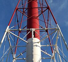 Crooked River Lighthouse by Laurie Perry