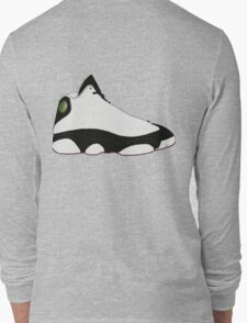 "Air Jordan XIII (13) ""He Got Game"" Long Sleeve T-Shirt"
