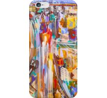 City rush iPhone Case/Skin