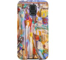 City rush Samsung Galaxy Case/Skin
