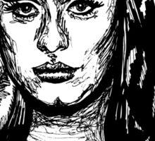 Icon: Adele Sticker