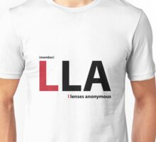 The LLA Unisex T-Shirt