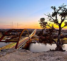 Pennybacker Bridge  by samseizert