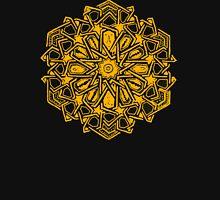 Arabic Star Gold Pattern Unisex T-Shirt