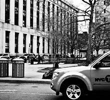 NYC by Andre  Thompson