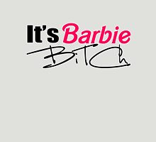 its barbie  Womens Fitted T-Shirt