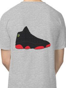 "Air Jordan XIII (13) ""Dirty Bred"" Classic T-Shirt"