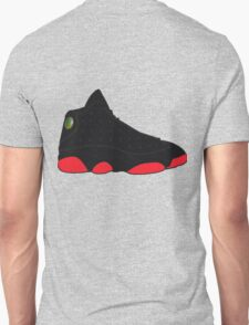 "Air Jordan XIII (13) ""Dirty Bred"" Unisex T-Shirt"