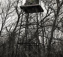 water tower by samseizert