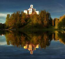 Fairytale castle by Boris Frkovic