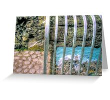 Dunluce Castle County Antrim Northern Ireland Greeting Card