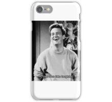 Chandler Bing iPhone Case/Skin