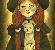 Luna The Long Forgotten Witch by Amalia K