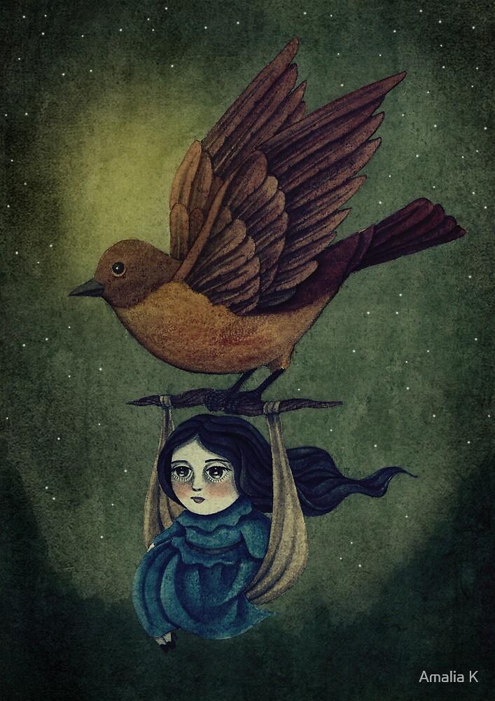Midnight Travel by Amalia K