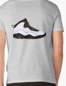 "Air Jordan X (10) ""Chicago"" Mens V-Neck T-Shirt"