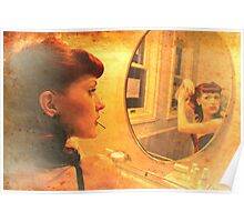 In the Mirror Poster