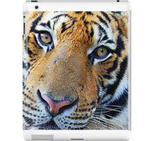 Friendly Tiger iPad Case/Skin