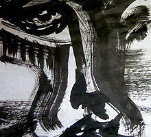 profile in black.... by banrai