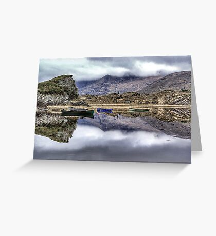 Lakes of Killarney, Ireland Greeting Card