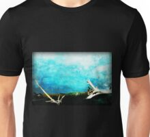 Drifting Water Color Unisex T-Shirt