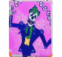 Joker Day of the Dead iPad Case/Skin