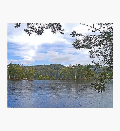 Lake Barrington, Tasmania, Australia Photographic Print