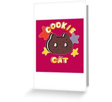 Steven Universe- Cookie Cat Greeting Card